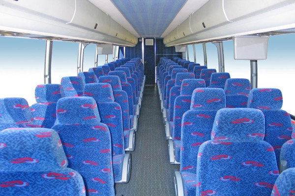 50 Person Charter Bus Rental Florida