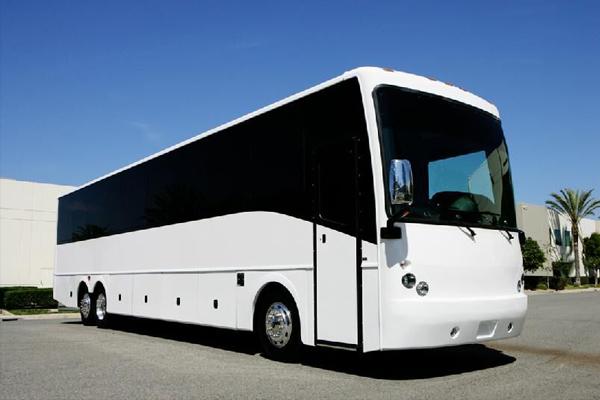 50 Person Charter Bus Service Florida